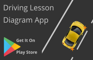 driving lesson diagram app